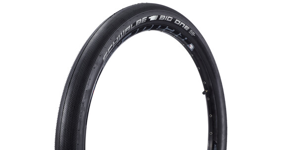 "SCHWALBE Big One Evo SnakeSkin TL-Easy dæk 27,5"" foldbar sort"